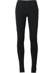 Ash 'Podcast' Leggings Black