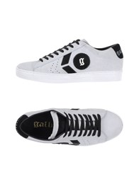 Galliano Footwear Low Tops And Trainers Men Light Grey