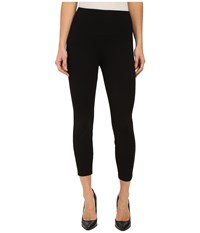 Miraclebody Jeans Lilia 26 Cropped Leggings Black Women's Casual Pants