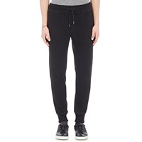 Theory Moris P Sweatpants Black