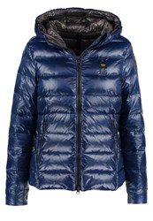 Blauer Down Jacket Blue
