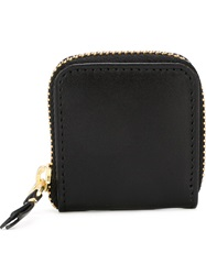 Comme Des Garcons Wallet 'Classic Plain' Coin Purse Black