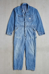 Urban Renewal Vintage Denim Pointer Brand Coverall Assorted