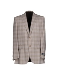 Belvest Suits And Jackets Blazers Men Khaki