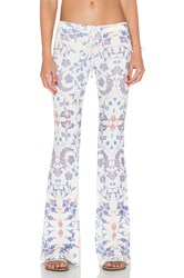 Wildfox Couture American Paisley Beach Bells White