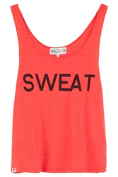 Wildfox Couture Sweat Boy Tank Top
