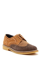 Joseph Abboud William Wingtip Derby Brown