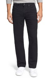 Joe's Jeans Men's Joe's 'Classic' Coated Straight Leg Jeans Varnish Black