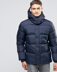 French Connection Bubble Jacket Navy