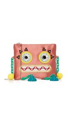 Charlotte Olympia Rusty Rosie Pouch Multi