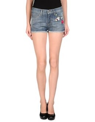 Miss Sixty Denim Shorts Blue