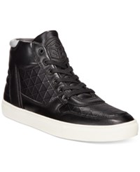 Guess Tibby High Top Sneakers Men's Shoes