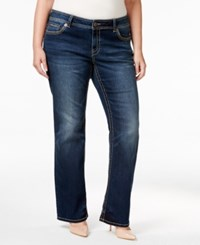 American Rag Trendy Plus Size Betsy Wash Bootcut Jeans Only At Macy's