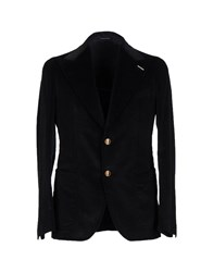 Pino Lerario Suits And Jackets Blazers Men Dark Green