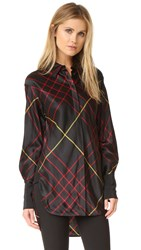 Rag And Bone Edith Blouse Windowpane