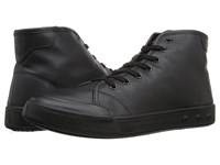 Rag And Bone Standard Issue Leather High Top Black