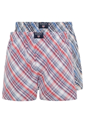 Gant 2Pack Boxer Shorts Palace Blue