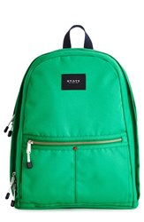 Men's State Bags 'Bedford' Backpack Green Kelly Green