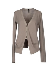 Brebis Noir Cardigans Light Grey
