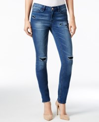 Calvin Klein Jeans Ripped Ivy Wash Skinny
