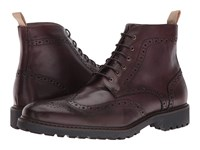 Gordon Rush Luke Burgundy Men's Boots