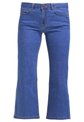 Just Female Wind Bootcut Jeans Blue Denim
