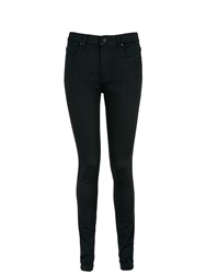T By Alexander Wang 001 Stay Slim Skinny Jeans Black Black