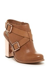 Kristin Cavallari By Chinese Laundry Remi Slingback Bootie Brown