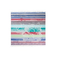 Desigual Blue Summer Blanket