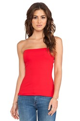 Susana Monaco Tube Top Red