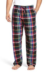 Polo Ralph Lauren Men's Plaid Cotton Lounge Pants