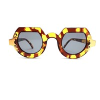 Christian Lacroix Vintage Brown Sunglasses
