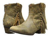 Volatile Lookout Tan Women's Boots