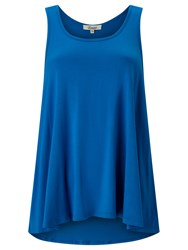 Alice By Temperley Somerset By Alice Temperley Jersey Trapeze Top Blue