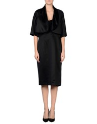 Carlo Pignatelli Suits And Jackets Outfits Women Black