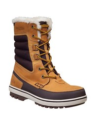 Helly Hansen Garibaldi 2 Faux Fur Lined Snow Boots New Wheat