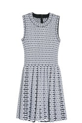 Alaia Grenadines Dress Multi
