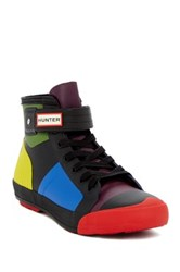 Hunter Original Interstellar High Top Black