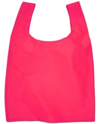 Baggu Standard Reusable And Packable Shopping Bag Hot Pink