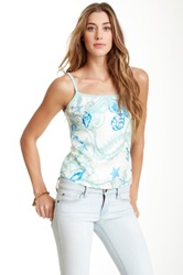 J. Mclaughlin Printed Cami Multi