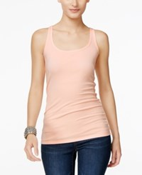 Inc International Concepts Scoop Neck Tank Top Only At Macy's New Pale Blush
