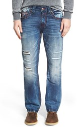 Men's Rock Revival 'Feeney' Alternative Straight Leg Jeans
