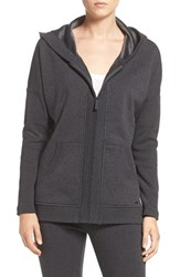 Uggr Women's Ugg 'Mavis' Stretch Cotton Zip Up Hoodie