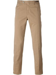 Pt01 Super Slim 'Malibu' Chinos Nude And Neutrals