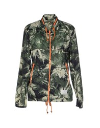 The Editor Coats And Jackets Jackets Women Military Green