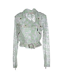 Christopher Kane Suits And Jackets Blazers Women Light Green