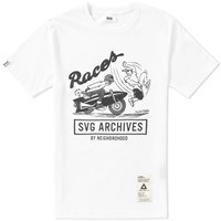 Svg Archives By Neighborhood Racer Tee White