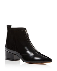 French Connection Robrey Front Zip Mod Booties