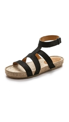 Coclico Yes Footbed Sandals Black