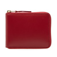 Comme Des Garcons Sa7100 Classic Wallet Red